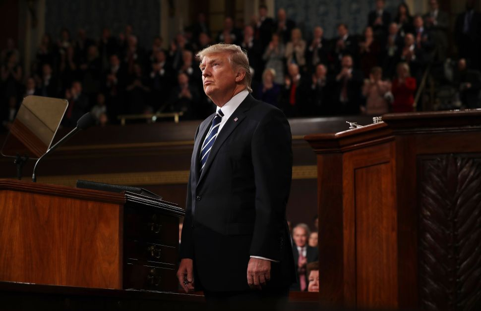 New York's Top Dems in Washington Rip Donald Trump's Joint Session Speech