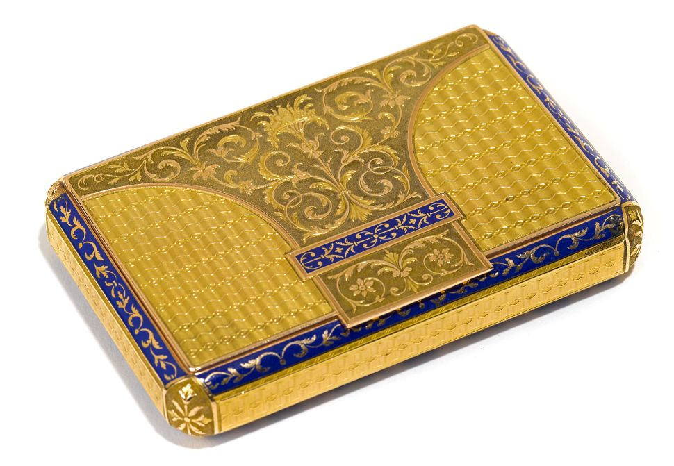 Glass Cabinet for Your Diamond Snuffbox? Inside the World of Auctioning Vertu