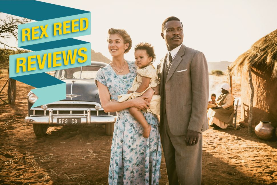 'A United Kingdom' Is a Mesmerizing Reminder of Humanity at Its Finest
