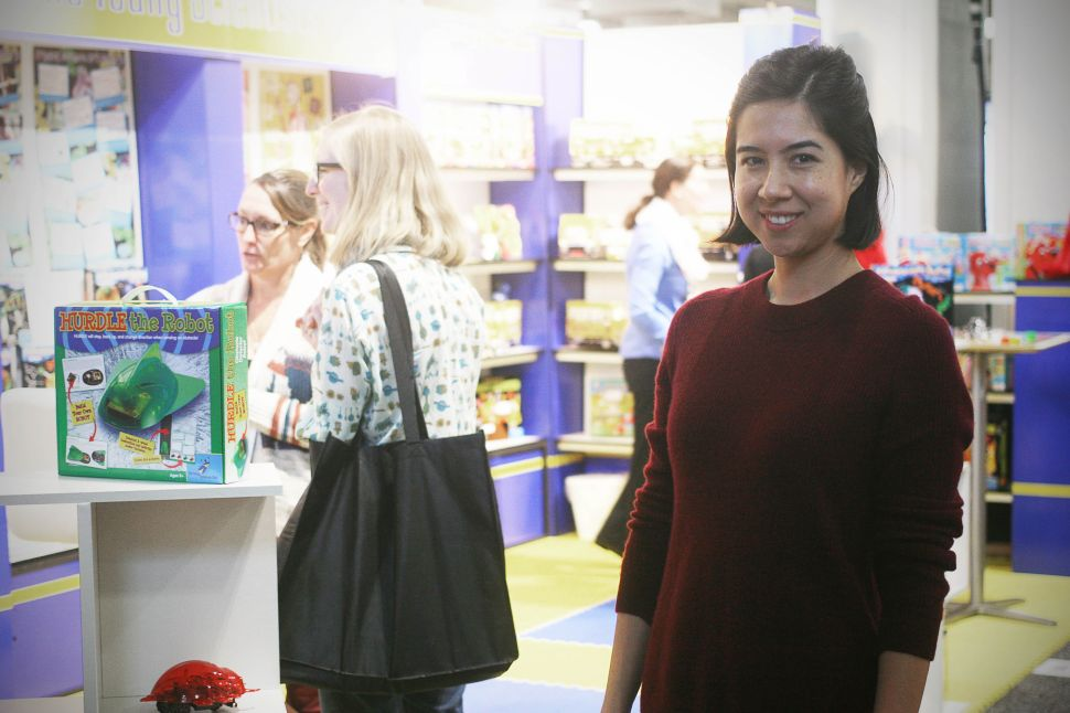 Entrepreneur Hits Toy Fair on the Road to Alibaba-fication of Children's Retail