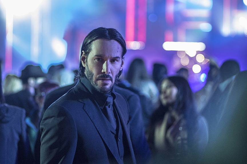 'John Wick: Chapter 2' Rides a PATH Train of Violence Into Action Movie History