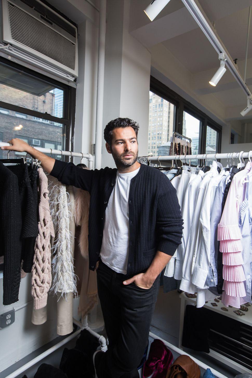 How Jonathan Simkhai Morphed into a Major American Brand