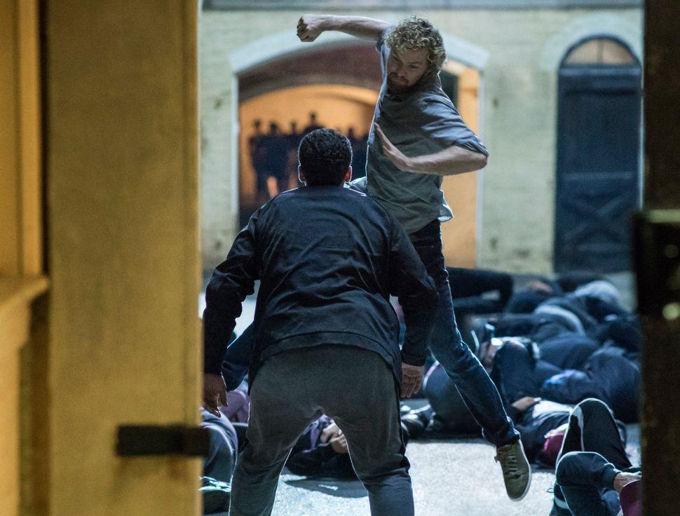 Finn Jones Kicks Every Kind of Ass in 'Marvel's Iron Fist' Trailer