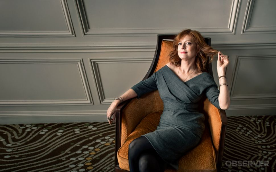 Susan Sarandon Incites Meltdown of Clinton Supporters With Question About Corruption