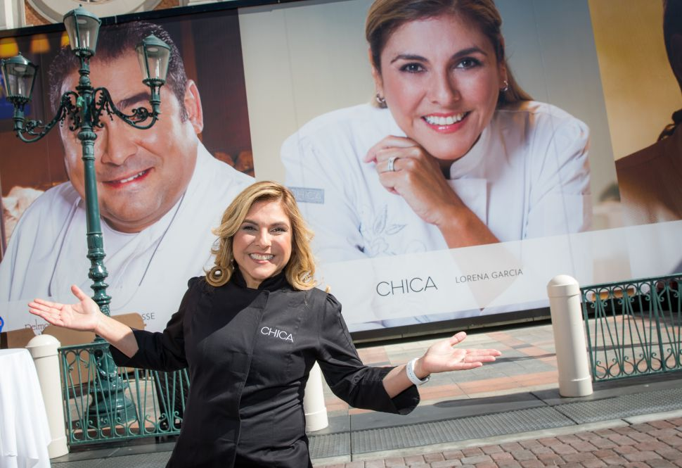 Star Chef Lorena Garcia Crashes the Culinary Boys Club in Vegas