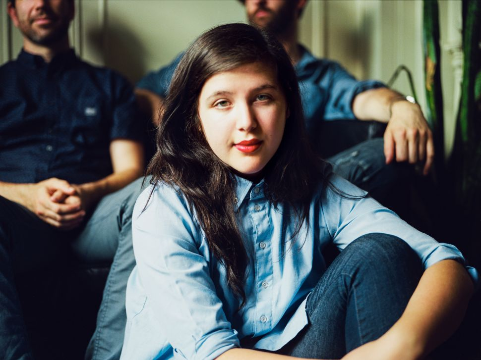 'Media Is the Third Parent': A Conversation With Lucy Dacus