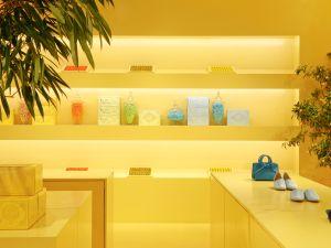 Mansur Gavriel's Candy Shop.