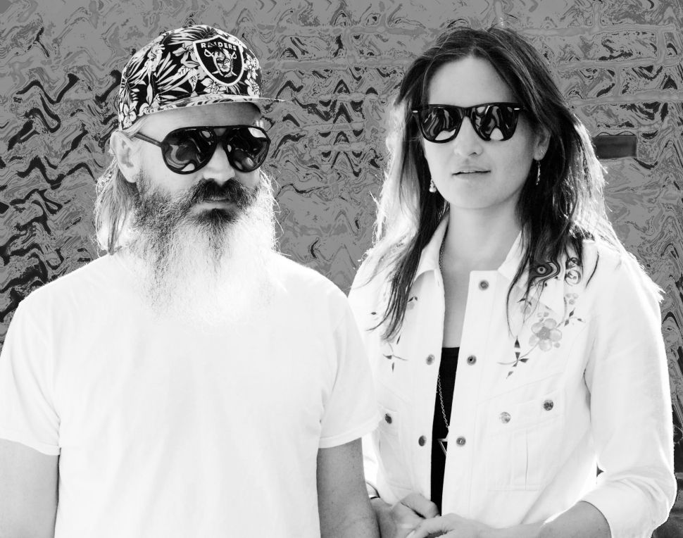 Retreating to the Woods Inspired Moon Duo's Trippiest Album Yet