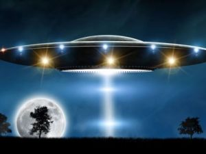 Americans love UFOs.