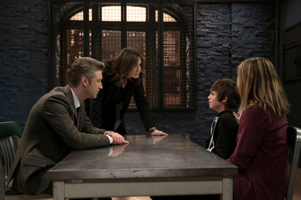'Law & Order: SVU' Recap 18×11: Denial Can Be Deadly