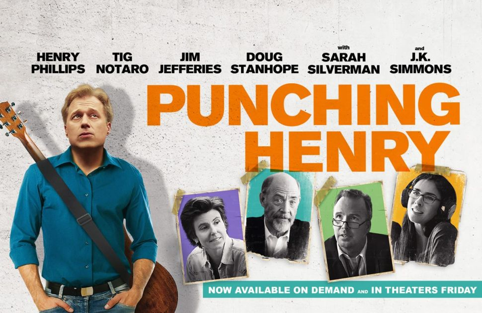 'Punching Henry' Hits Just the Right Notes