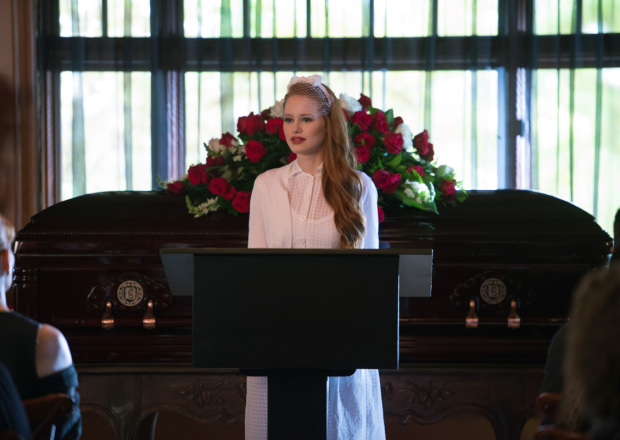 'Riverdale' Recap 1×05: The Gothic Horror Show That Is Cheryl Blossom's Life