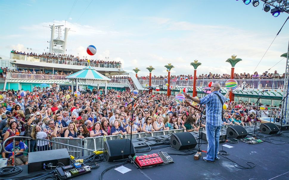 Sixthman's Music Festival Cruises Are an Amazing Experience—for Fans and Artists