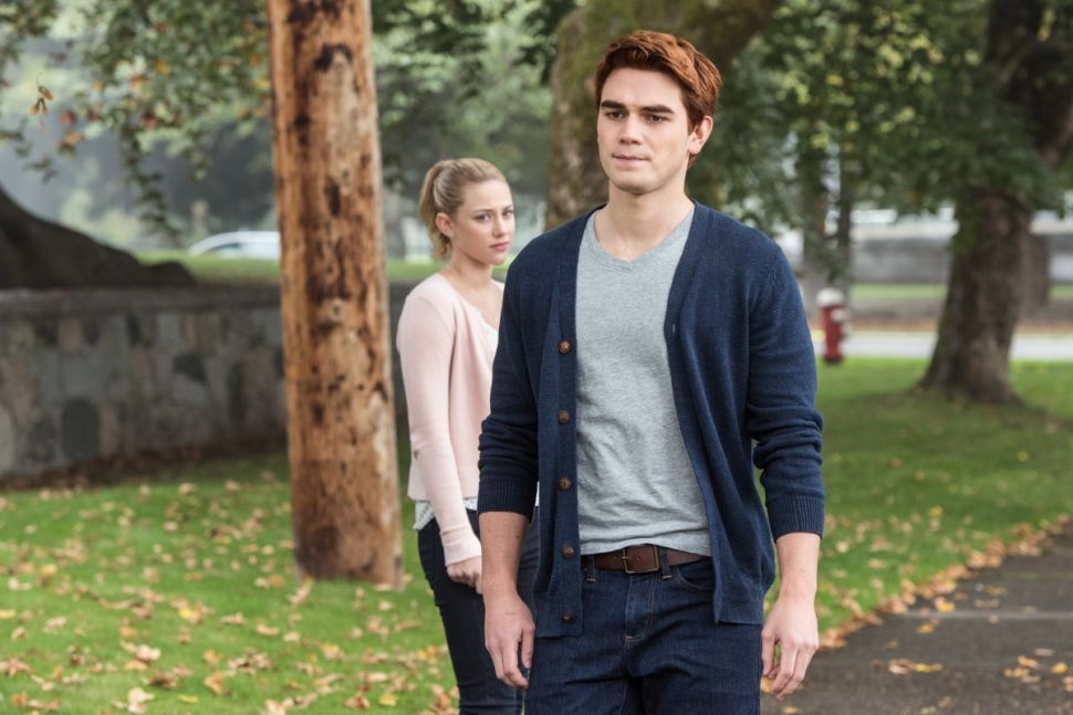 'Riverdale' Recap 1×04: Now With Matching Motorcycle Gang!