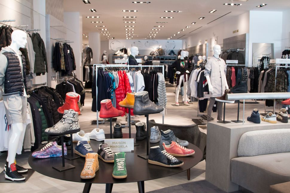 Spend a Grand During Your Lunch Break at Saks' New Men's Store