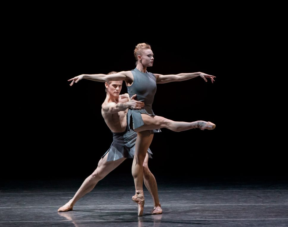 Onwards and Upwards (and Occasionally Downwards) With City Ballet