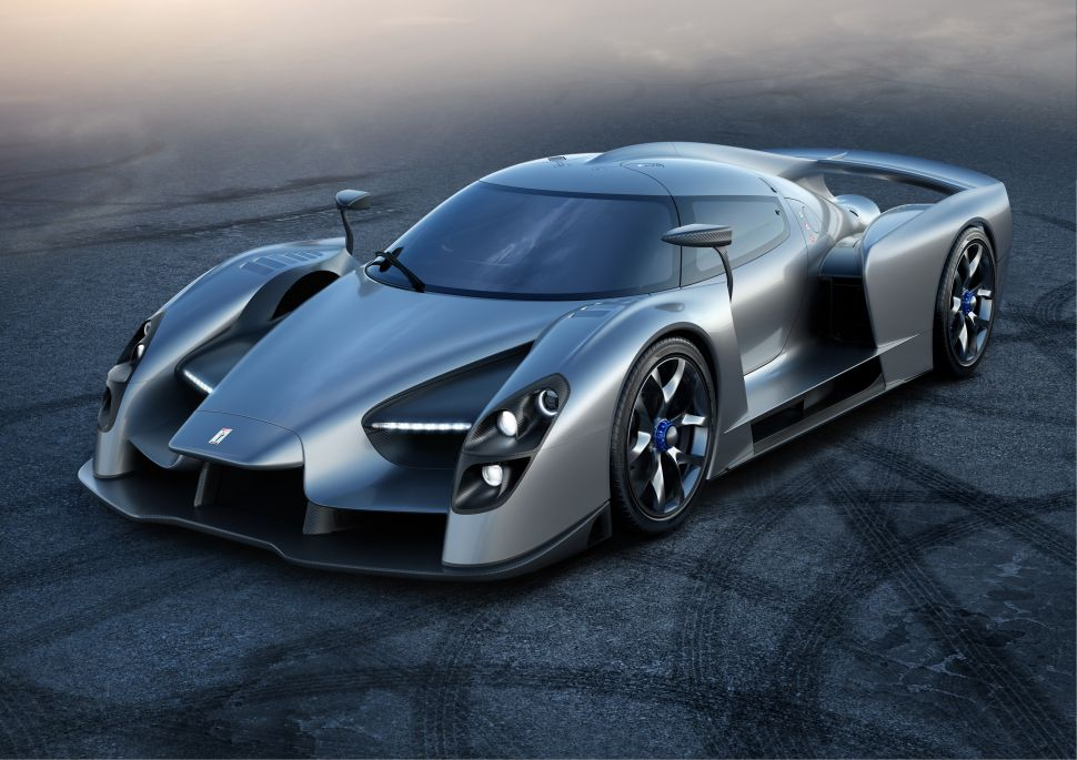 Brand New American Sports Car Will Be the Fastest Ever