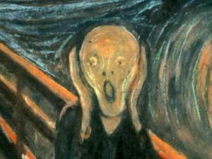The Scream, 1895