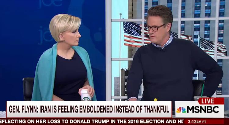 Joe Scarborough and Mika Brzezinski Are Trump's Semi-Official, Non-Fox Conduits