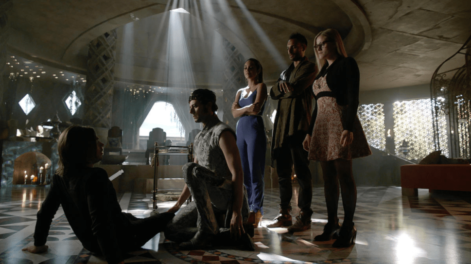 'The Magicians' 2×03 Recap: The Beast Goes Full Video Game Villain