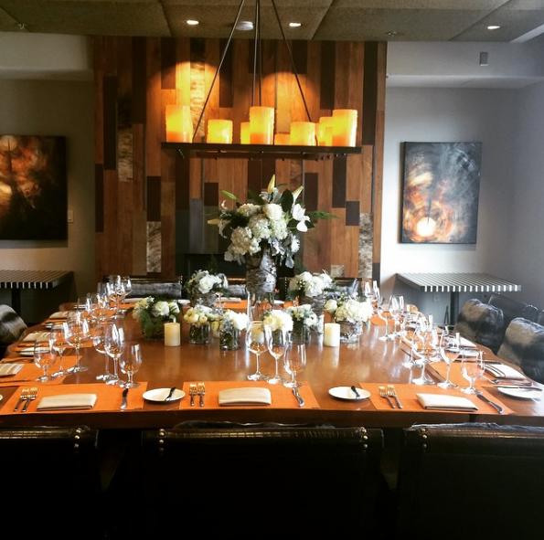 Book V-Day Dinner at These Romantic Ski Town Restaurants