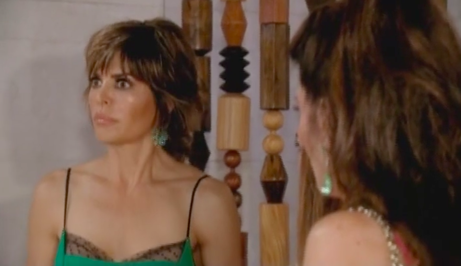 'Real Housewives of Beverly Hills' Recap 7×11: Loca, Estupida Rinna