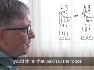 Bill Gates in an interview with Quartz.