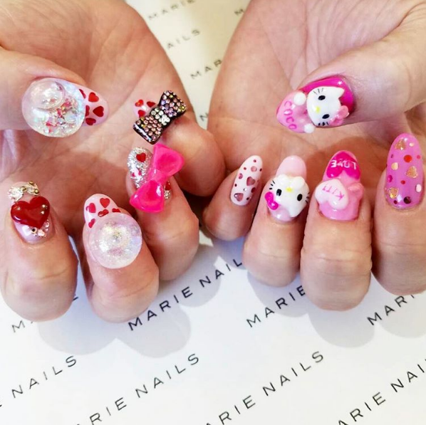 The Underground World of Japanese Nail Art in NYC