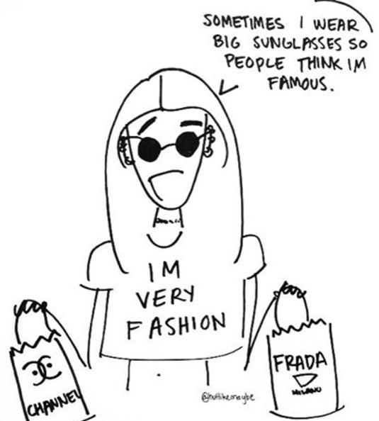 Meet the Instagram Cartoonist For Millennial Messes