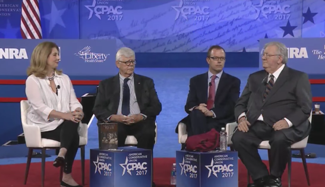 The panel discussion at CPAC on the incomparable power of prosecutors in our criminal justice system.