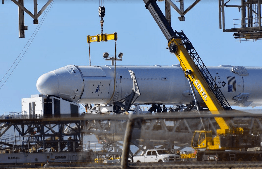 Here's What We Know About SpaceX's Plans to Send Two Passengers Around the Moon