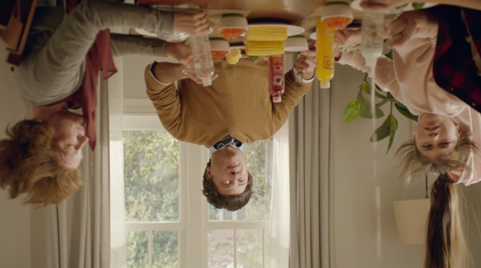 Sparkling Ice's Quirky New Ad Campaign Literally Flips the Script