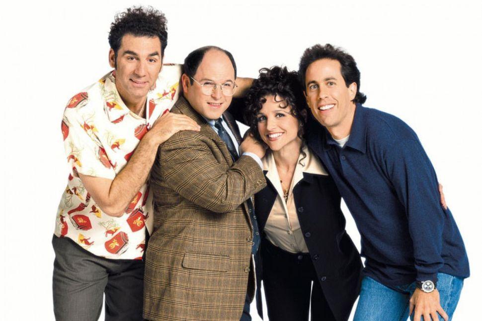 A Millennial Reviews: 'Seinfeld,' a Send-Up of the Clintonian Liberal Elite
