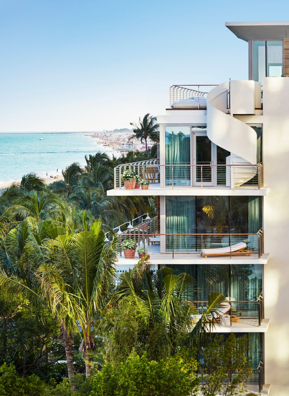 The Miami EDITION Offers a Winter Wellness Escape, With Room for Indulgence