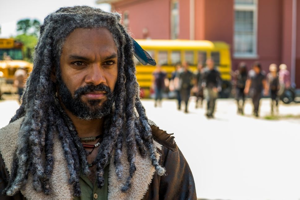 Khary Payton, King of 'The Walking Dead,' Is the Brightest Part of TV's Darkest Show