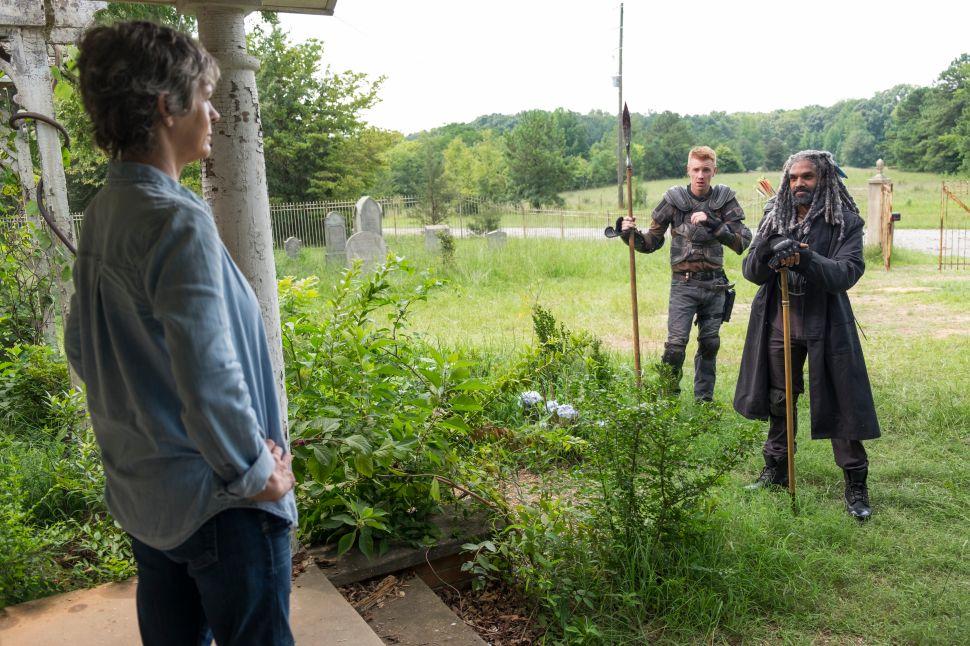 'The Walking Dead' Recap 7×10: Garbage People