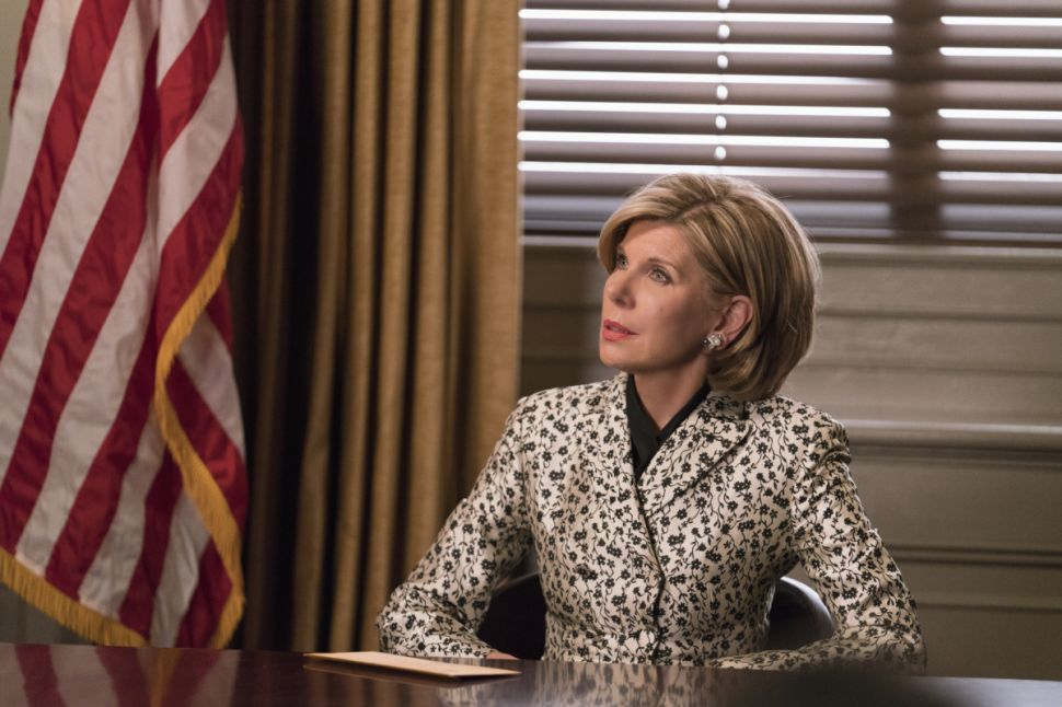'The Good Fight' Recap 1×04: Henceforth Known as Property