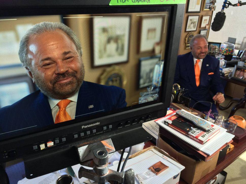 Bo With the Flow—'Tough Cop' Dietl Spills on Taking Down Bill de Blasio