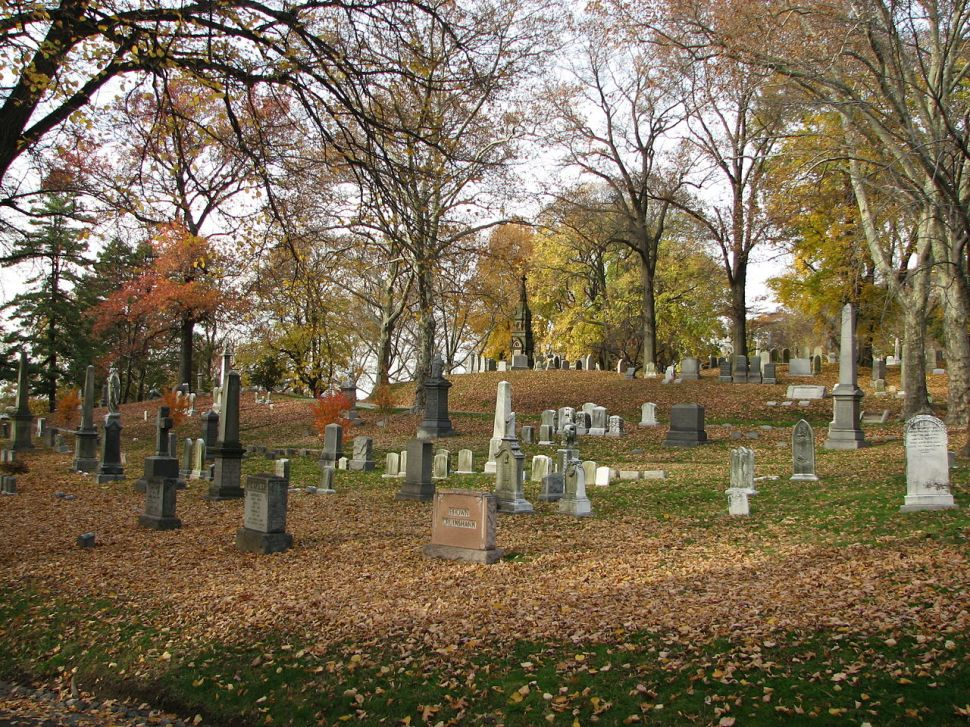 Bury Your Secrets (Literally) at Brooklyn's Most Famous Cemetery