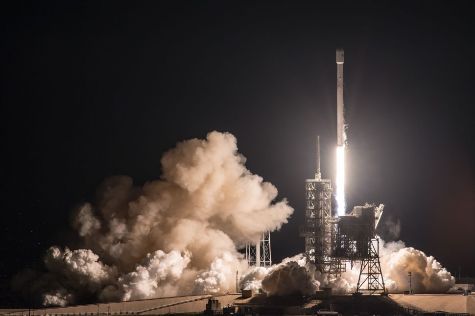 Elon Musk Sent a SpaceX Rocket to Its Doom This Morning
