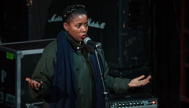 Writer-director Janicza Bravo, whose film 'Lemon' was acquired by Magnolia Pictures at SXSW.