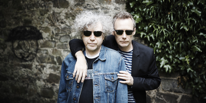 The Jesus and Mary Chain on Their First Album in 19 Years