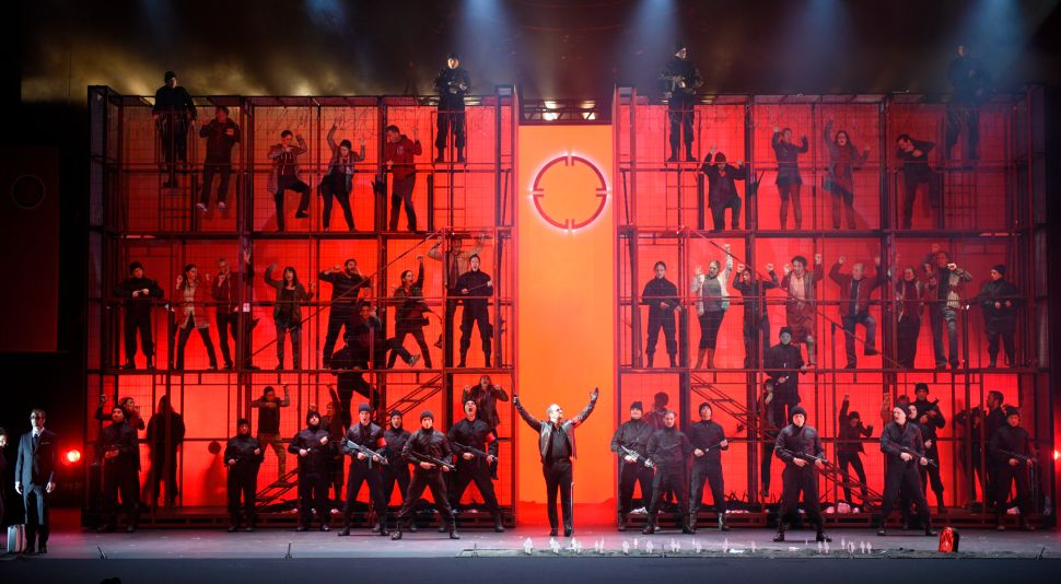 Pink Floyd's 'The Wall' Finds Scary Modern Relevance as New Opera