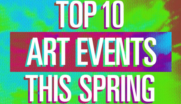 These are the art events to check out in the coming months.