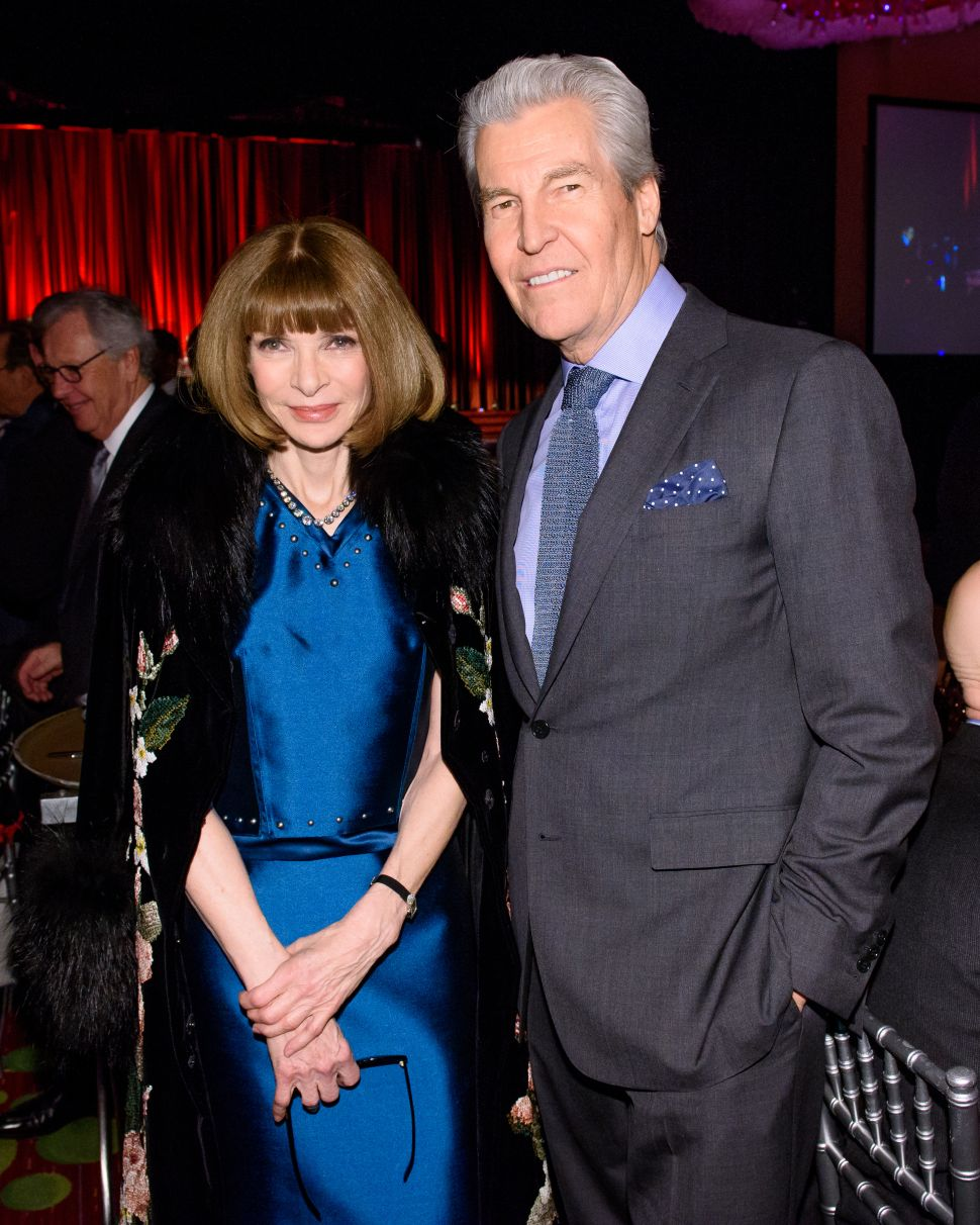 Anna Wintour, Ralph Lauren Honor Macy's CEO at Last Night's FIT Gala