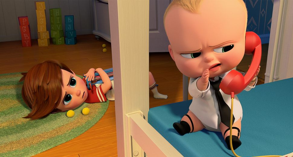 'The Boss Baby:' A Meme Pretending to Be a Movie