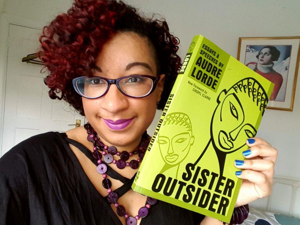 J.K. Rowling Is Helping This Black Scottish Feminist Take on Twitter Trolls