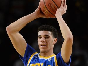 UCLA phenom Lonzo Ball.
