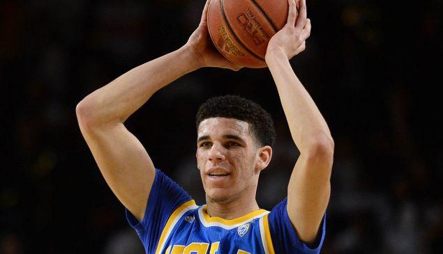 UCLA phenom Lonzo Ball.