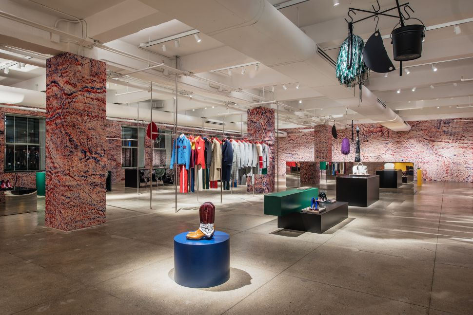 By Default, Calvin Klein Has Become Sterling Ruby's No. 1 Fan